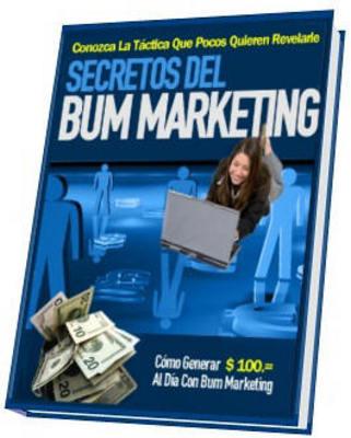 Product picture Secretos de Bum Marketing